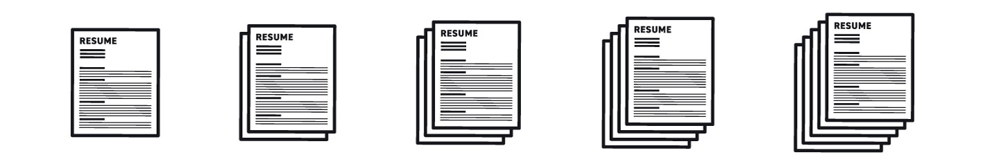 How Many Pages Should My Resume Be? L