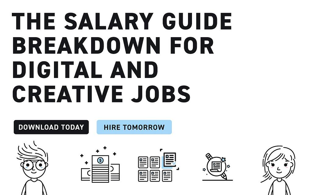 Salary Guide Cheat Sheet